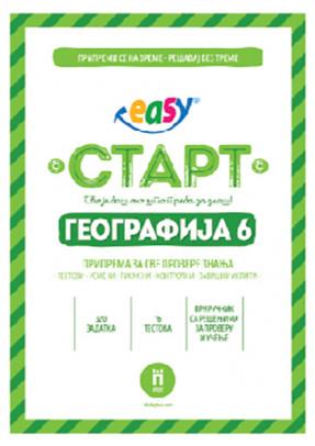 Easy Start ★ Geografija 6