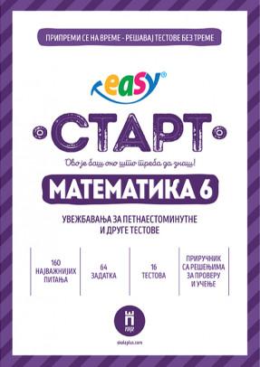 Easy Start ★ Мatematika 6