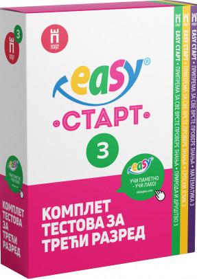 Easy Start★ Komplet za 3. razred