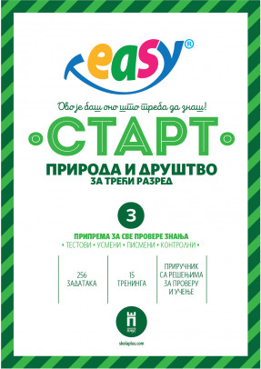 Easy Start ★ Priroda i društvo 3